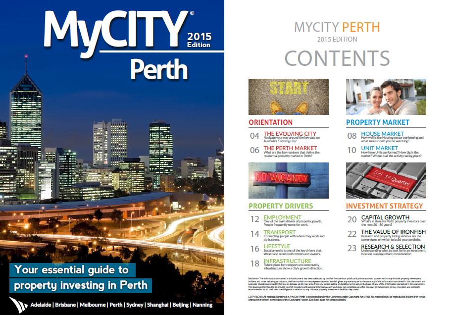 Perth Cover