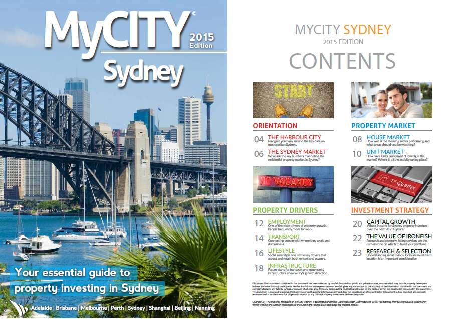 Sydney Cover