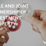 Sole And Joint Ownership Of Investment Property