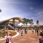 First look inside Perth's Stadium Station