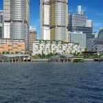 NSW Government approves $57.5m commuter ferry hub at Barangaroo