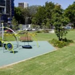 New Green Square Parks for growing community