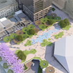 Festival Plaza Redevelopment Agreements Signed with Walker, Skycity