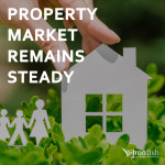 Property Market Remains Steady