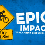 Ironfish in support of Operation Flinders fundraising event: 'Epic Impact Yankaninna Challenge 2017´
