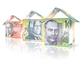 australian property prices growth