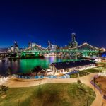 Brisbane's newest river-front destination