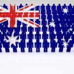 How big will Australia's population be in 10 years?