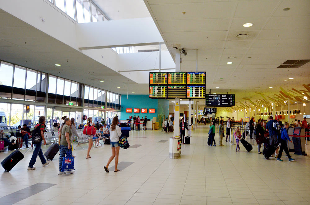 gold coast airport property investment