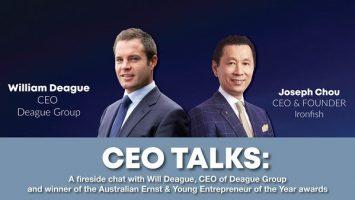 CEO William Deague